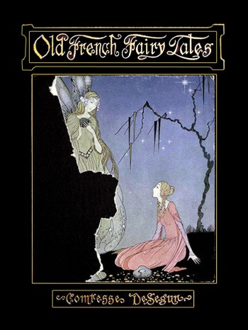 "The ""Animedia Company"" e-book edition of ""Old French Fairy Tales"""