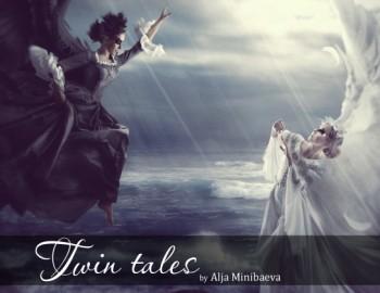 Фотоальбом Twin Tales