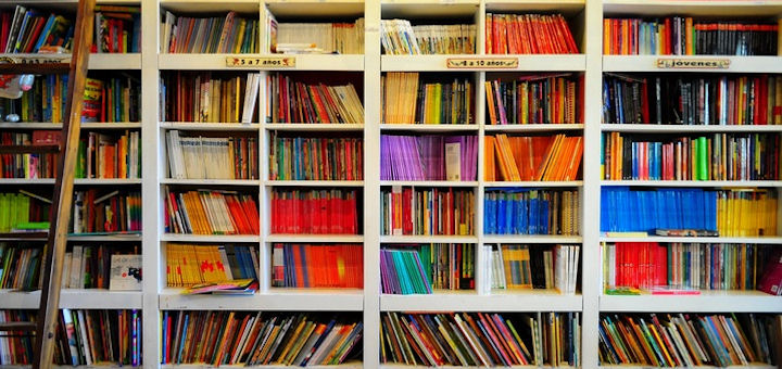 7 шагов на пути ребенка к книге