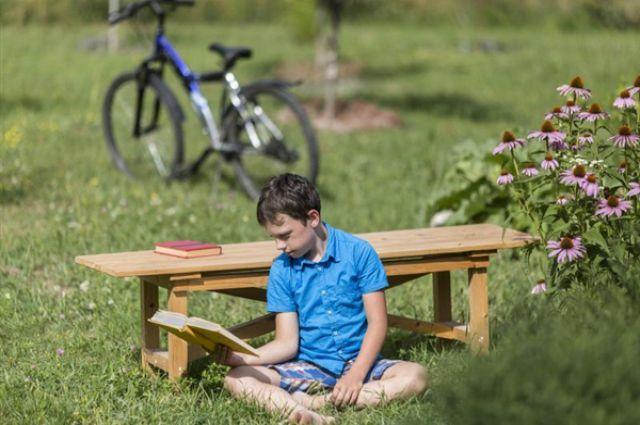 Как американцы ноутбуками и пирожными заманивают детей в библиотеки