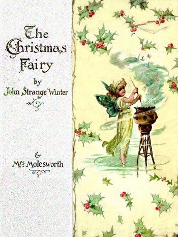 """ A Christmas Fairy"" is one of the best illustrated Christmas ebooks for kids,"