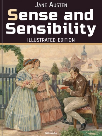 """Sense and Sensibility"" is a novel by English writer Jane Austen"