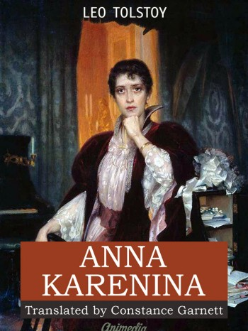 "The ebook ""Anna Karenina"" by Leo Tolstoy"