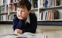 Большинству британских детей нравится читать