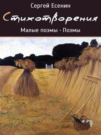 Стихотворения Сергея Есенина. Электронная книга.