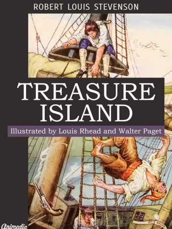 Stevenson, Robert Louis: Treasure Island. Animedia Company, 2014