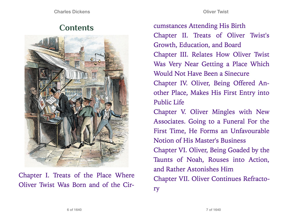 charles dickens horrifying accounts of reality in oliver twist Title : oliver twist author : charles dickens illustrated by : george chruikshank first published : 1838 summary: oliver was born in the workhouse, where his mother, friendless and ill, had taken refuge.
