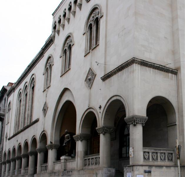 Национальная парламентская библиотека Грузии