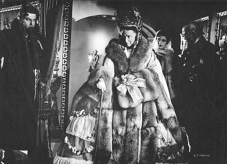 «Пиковая дама» — готический триллер