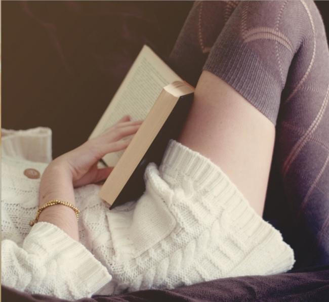 Чтение уменьшает стресс