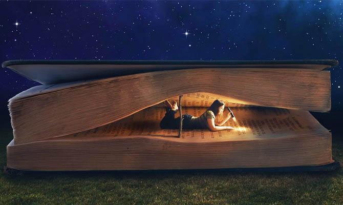 Чтение книг – универсальный способ сохранить живой ум даже в старости.