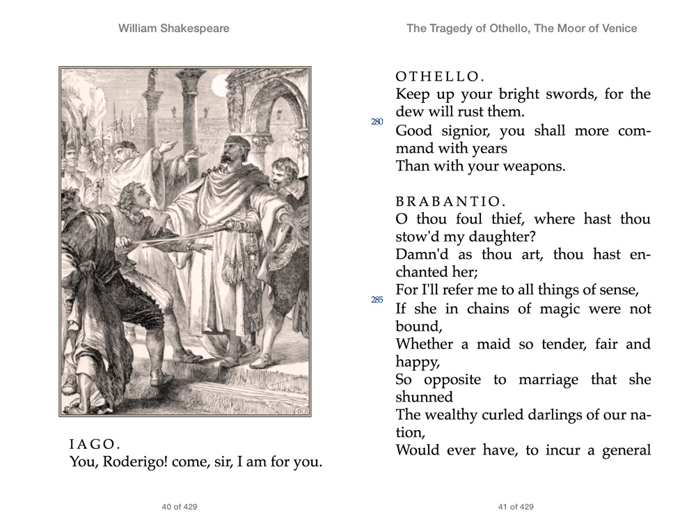 "the role and importance of iago in othello the moor of venice Falling action iago plants the handkerchief in cassio's room and later arranges a conversation with cassio, which othello watches and sees as ""proof"" that cassio and desdemona have slept together iago unsuccessfully attempts to kill cassio, and othello smothers desdemona with a pillow."
