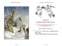 Shakespeare, William: A Midsummer Night's Dream. Animedia Company, 2015