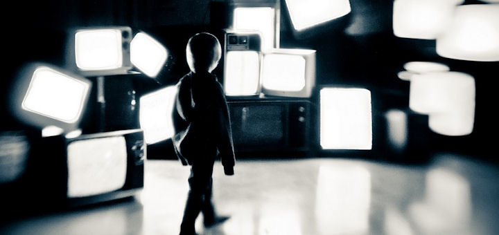 Не забудьте выключить телевизор