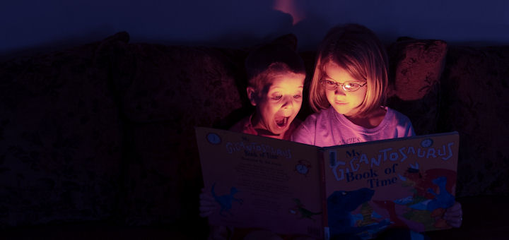 Эти советы помогут ребенку полюбить чтение