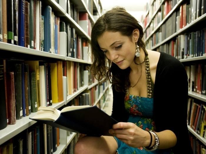 Читайте романы! В жизни пригодится