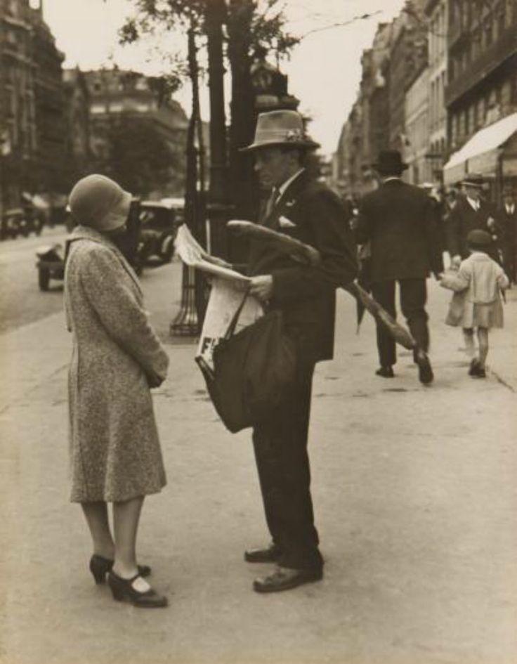 Paris 1930s André Kertész