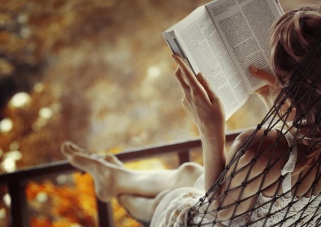 Чтение - простой способ выделиться из толпы