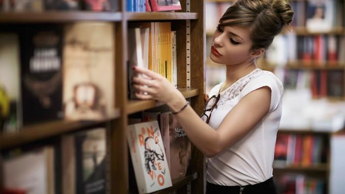 Походы в книжный магазин