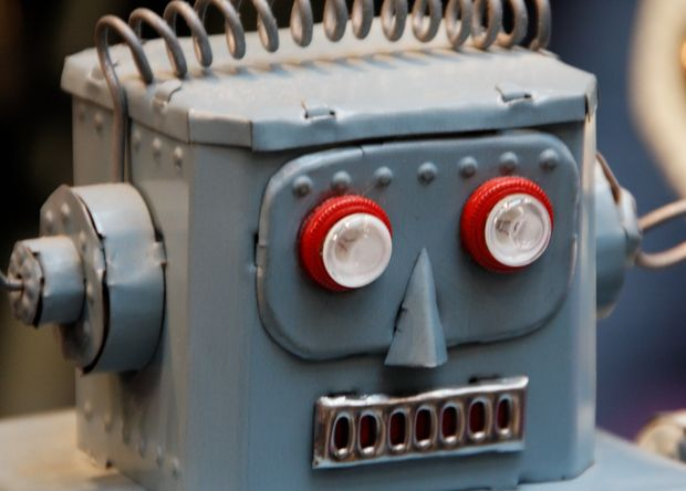 Робот-писатель