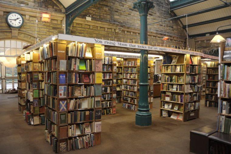 Barter Books, Нортумберленд, Северо-Восточная Англия