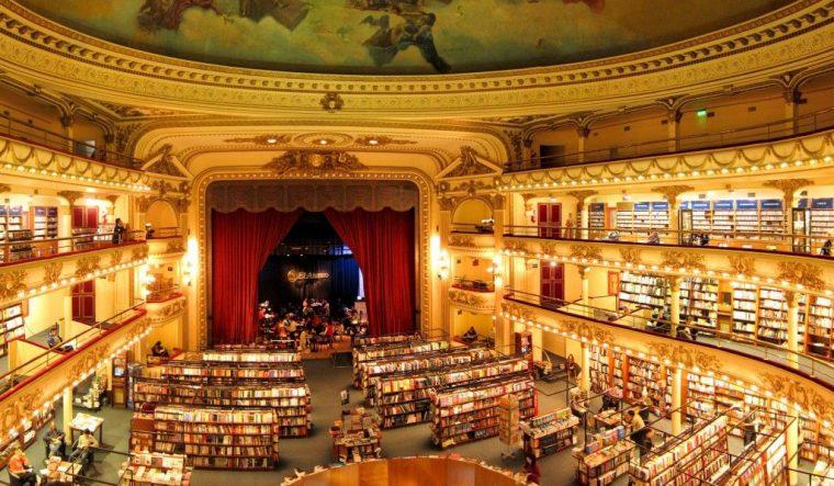 El Ateneo Grand Splendid, Буэнос-Айрес, Аргентина