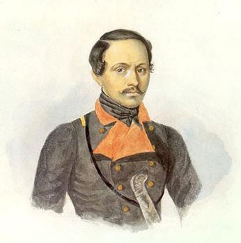К.А. Горбунов, последний прижизненный портрет Лермонтова