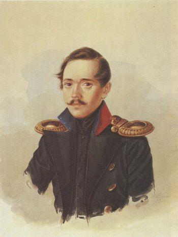 А.И. Клюндер, Лермонтов после возвращения из первой ссылки