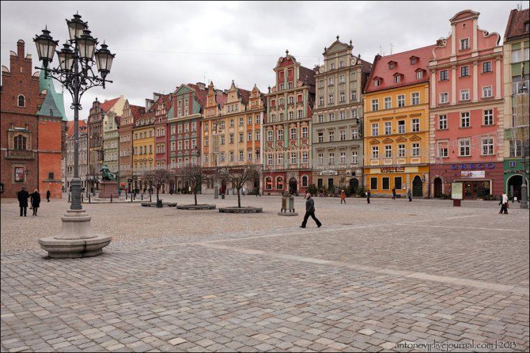 Вроцлав стал мировой столицей книги