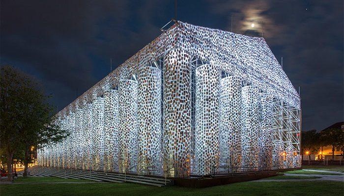 Храм запрещённых книг
