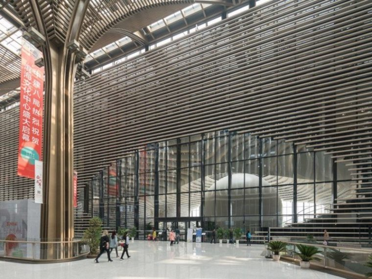 В Китае появилась новая супербиблиотека