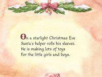 Seymour, Eleonora: The Christmas Book. Animedia Company, 2017