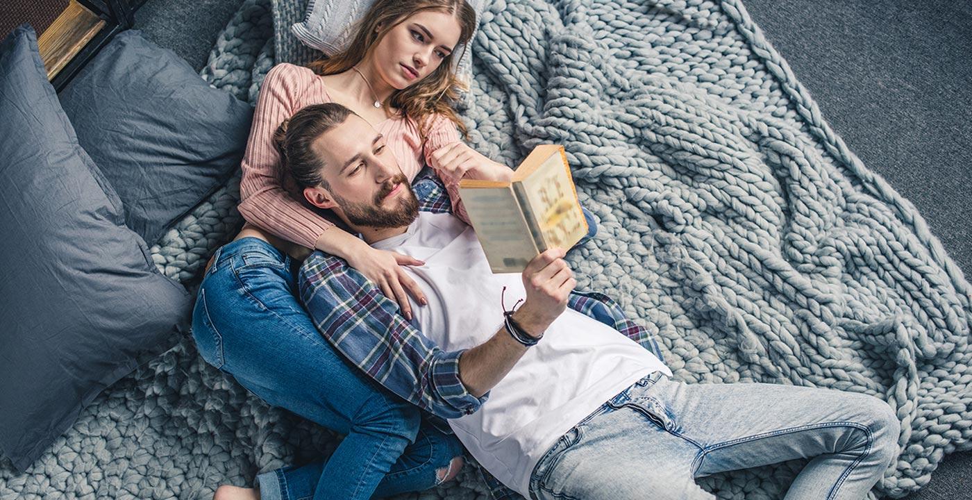 Побочный эффект чтения: фитнес для мозга, снятие стресса и кое-что еще