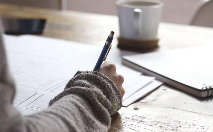 Привычка писать каждый день: 6 преимуществ